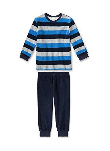 Sanetta Jungen Zweiteiliger Schlafanzug 231683, Gr. 152, Blau (new navy 5377)