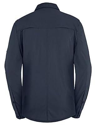Vaude Herren Farley Ls Shirt Ii Hemd