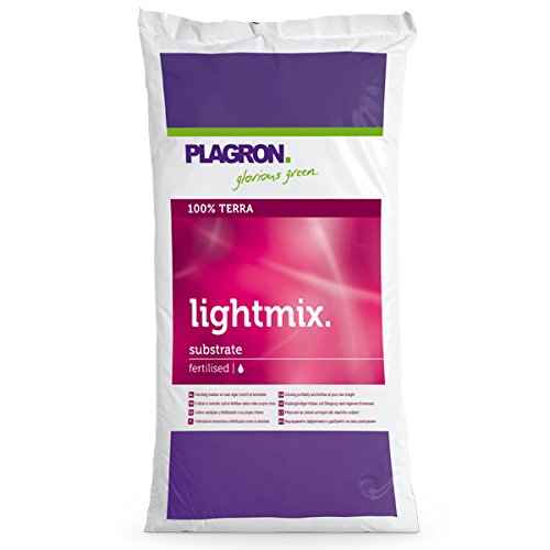 Growerde Pflanzenerde Plagron LightMix (50L)