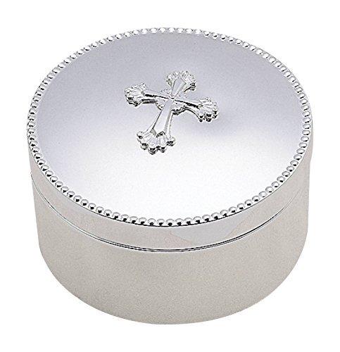 Reed & Barton 4700 Abbey Silverplate Cross Box by Reed & Barton Reed - & Barton Box