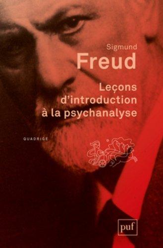 Leçons d'introduction à la psychanalyse