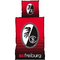 """SC Freiburg Bettwäsche""""Karajan Wende"""" 135 * 200 cm"""
