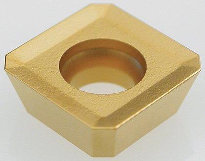 1 Stück Wendeplatte Fräsplatte zum Planfräsen für Stahl SDHT1204AESN-CP535