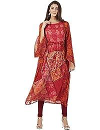 Women's A Line Salwar Suit Set