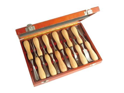 Set per intaglio legno
