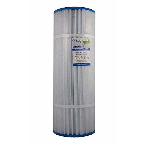 Darlly® Filter Ersatzfilter SC742 Lamellenfilter Cal Spas Hayward Hollibaugh