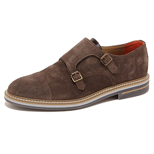 0865P scarpa uomo BRIMARTS marrone shoe men [39]