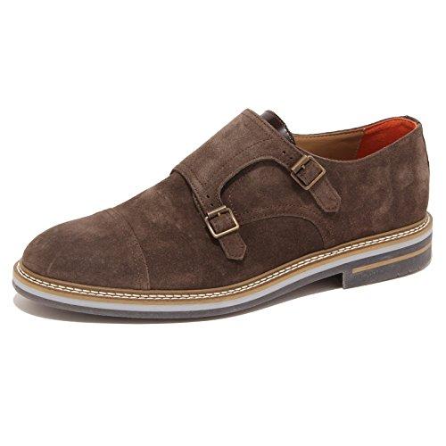 0865P scarpa uomo BRIMARTS marrone shoe men [39]