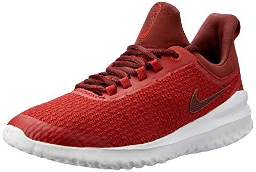 Nike Jungen Renew Rival (gs) Fitnessschuhe, Mehrfarbig (Dune Red/Pueblo Brown/Summit White 600), 37.5 EU