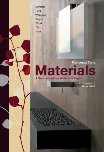Materials: Sourcebook for Walls and Floors: A Sourcebook for Walls and Floors