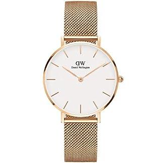 Daniel Wellington Classic Petite Melrose Reloj de Cuarzo Oro rosá