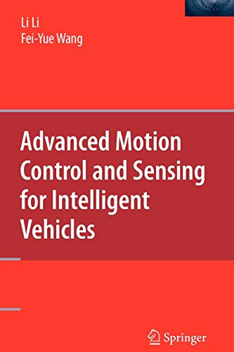 Advanced Motion Control and Sensing for Intelligent Vehicles Vehicle Motion Sensor