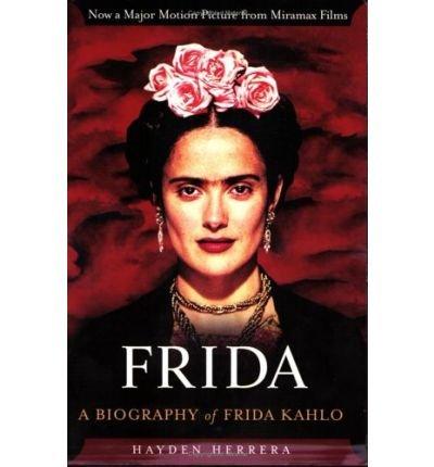[(Frida: A Biography Movie Tie-in)] [by: Hayden Herrera]