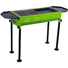 YONG@ Griglia per esterno Griglia per forno Barbecue Attrezzi per esterni Set completo di cucina giapponese di grandi dimensioni 5 o più grill