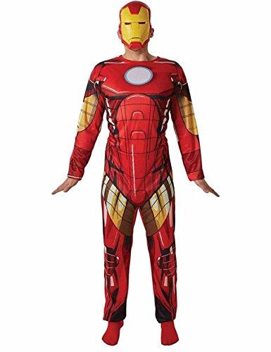 Rubie's offizielles Marvel-Iron-Man-Kostüm für -