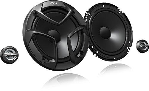 JVC CS-JS600 Komponenten Lautsprecher (16 cm, 2-Wege) schwarz