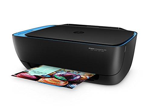HP DeskJet Ink Advantage Ultra 4729 All-in-One Printer (F5S66A)
