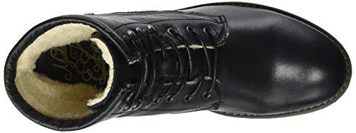Mustang 2853-604-9, Bottes Femme, Noir Noir (Schwarz)