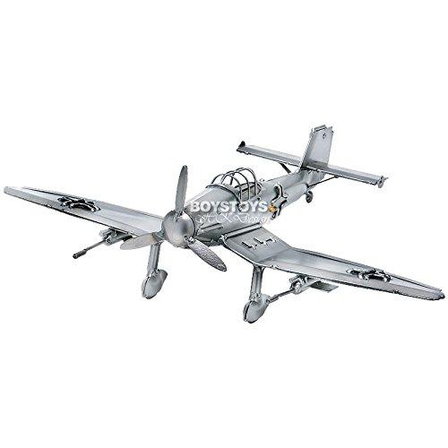 Metall-ART Design Flugzeug Stuka JU 87