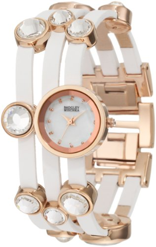 badgley-mischka-dames-watch-decontractee-quartz-batterie-reloj-ba-1180rgwt