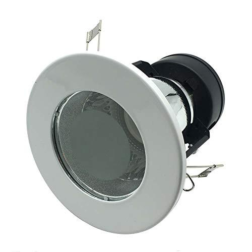 Edison - Kit focos empotrables techo baño 70 mm