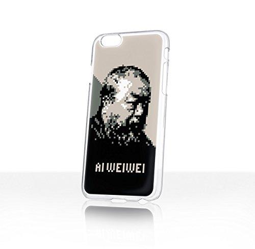 Ai Weiwei X goo. EY–Hände frei Handytasche/Schutzhülle/Etui für Apple iPhone 6/6S–(Künstler und in AI Weiwei) Ai Weiwei