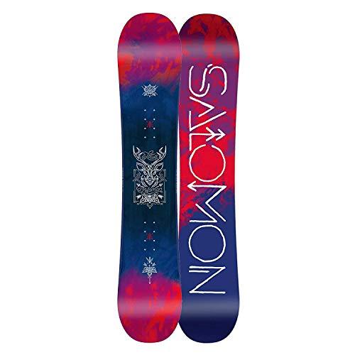 Salomon Damen Lotus All-Mountain Board blau 151 -