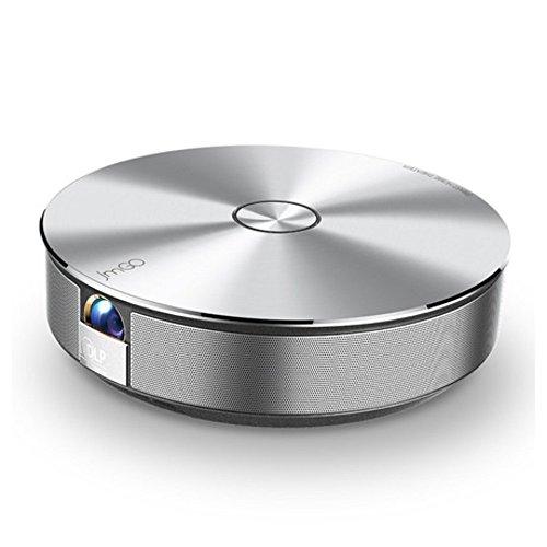 JmGO G1 HD 3D DLP-Projektor 1280*800P leichter Beamer mit Bluetooth Lautspreacher Funktion (G1) - G1 Auge