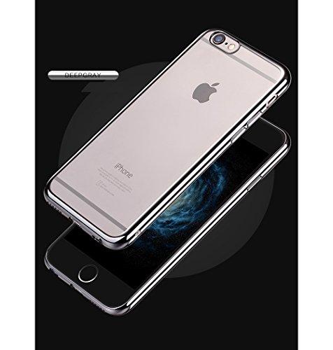 Coque iPhone 7,Coque iPhone 7 Plus,Coque iPhone 6, Coque iPhone 6S,Coque iPhone 6 Plus, Coque iPhone 6S Plus,Manyip TPU Silicone Coque ,iPhone Case cover,transparent Coque,case cover(QT-11) D