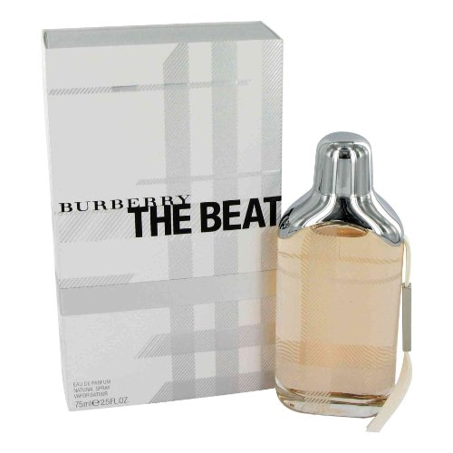 Burberry the beat eau de parfume natural spray vaporisateur 75ml With Ayur Lotion FREE