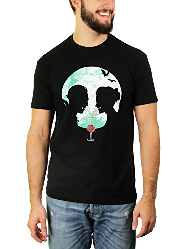 The Vampyre Story - Herren T-Shirt von Kater Likoli Deep Black