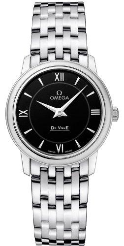 Reloj de mujer de cuarzo Omega de Ville Prestige 424,10,27,60,01,001 [reloj] Deville