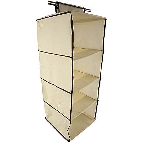 Organizzatore Di 4 Dipartimenti 80 G/m2, 30 *30 *80 1 Motivo: