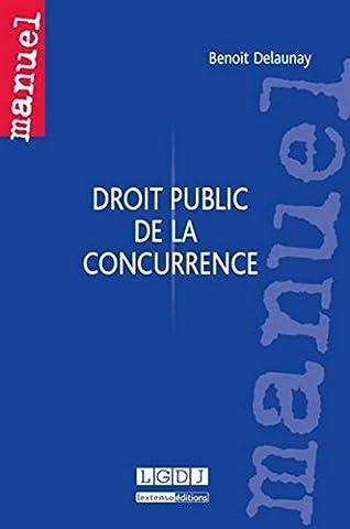 Droit Public Des Affaires - Droit public de la