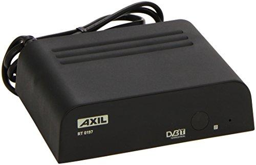 AXIL RT0197 - Receptor TDT con grabador USB y función OCA
