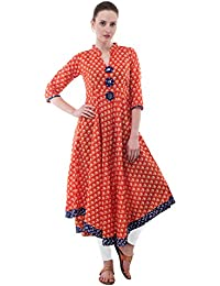 AnjuShree Choice Women's Cotton Kurta