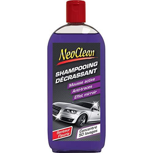 NEOCLEAN 7521 Shampooing Carrosserie Concentré Fleuri, 500 ML