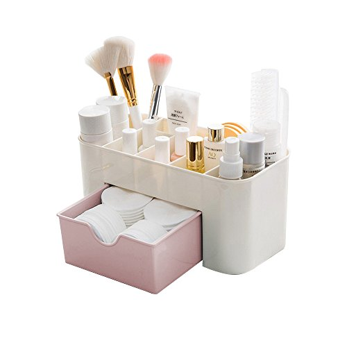 Desktop Makeup Organizer Drawers...