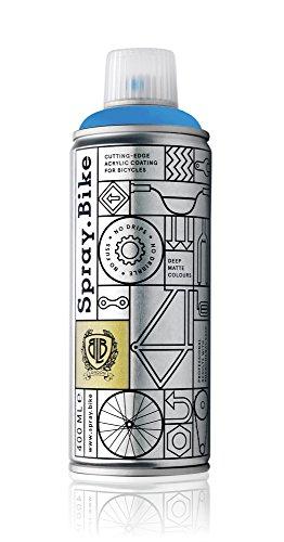 Spray.Bike Lacksprayfür Individuelle Veredelung VonFahrräder - Pop Kollektion- Bomber, 400 ml, 1 Stück, 048241 (Pop Bomber)