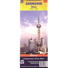 Shanghai World City Map (Travel Reference Map)