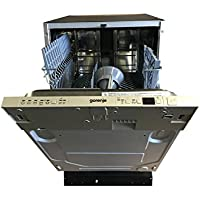 Gorenje ESI 450 Geschirrspüler vollintegriert 45cm EEK: A+