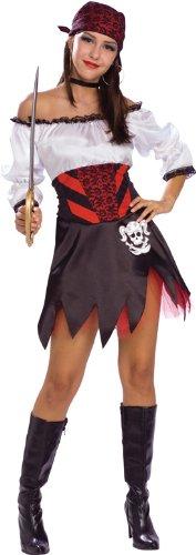 Imagen de rubie's 888381std  disfraz de pirata punk alternativa
