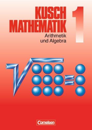 Cornelsen Lernhilfen Mathematik, Neuausgabe, Bd.1, Arithmetik und Algebra