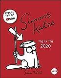 Simons Katze Tagesabreißkalender Kalender 2020