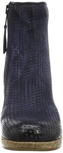 Mjus 899208-0401-6357, Bottines femme Bleu foncé