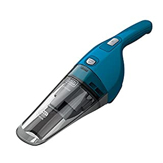 BLACK+DECKER 7.2 V Lithium-Ion Wet and Dry Cordless Dustbuster, 10.8 W