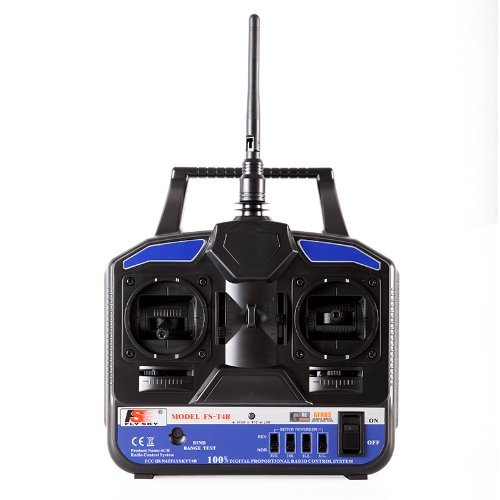 GoolRC 2.4G 4CH Radio Model RC T...