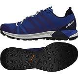 Adidas Terrex Agravic, Zapatillas de Trail Running para Hombre, Azul (Maruni/Belazu/Gridos 000), 42 2/3 EU