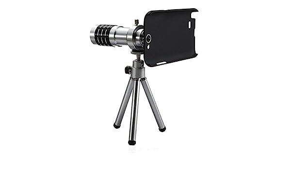 Philmat zoom objektiv kamera teleskop stativ für samsung