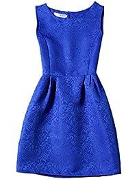Amazon.it  vestito a palloncino - Vestiti   Donna  Abbigliamento cb6c4f33602